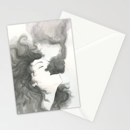 let the bad out Stationery Cards