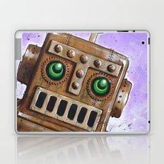 i.Friend: Steam Punk Robot Laptop & iPad Skin
