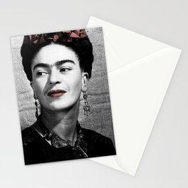 Halftone Frida Stationery Cards