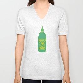 Sriracha, The hot sauce boss  Unisex V-Neck