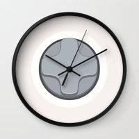xbox Wall Clocks featuring Xbox -  D-Pad by dudsbessa