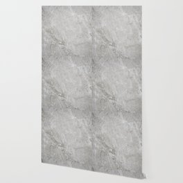 Rustic White Pattern (Black and White) Wallpaper