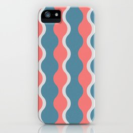Midcentury Pattern 05 iPhone Case