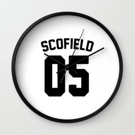 Scofy Wall Clock