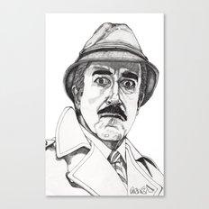 Inspector Clouseau Canvas Print