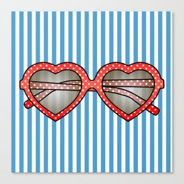 Summer Sunnies Canvas Print