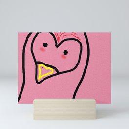 Lovebird Mini Art Print