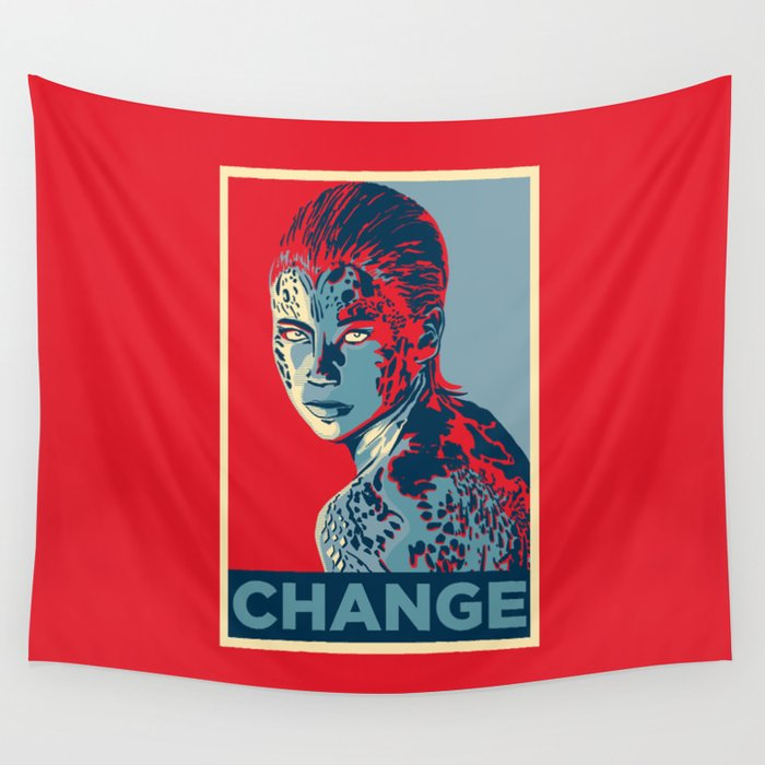 Mystique 2016 Wall Tapestry