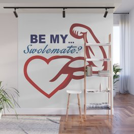 Be Mine? Wall Mural
