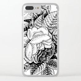 Words of Wisdom: Jane Austen Clear iPhone Case