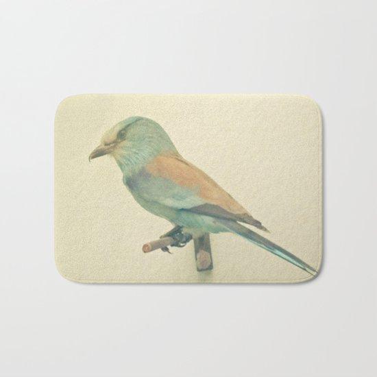 Bird Study #2 Bath Mat