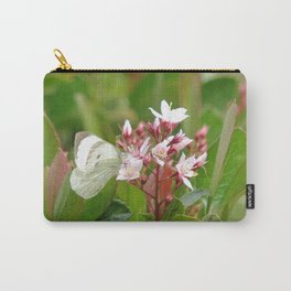 Butterfly Joy Carry-All Pouch