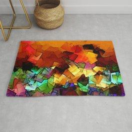 towel full of colors -6- Rug