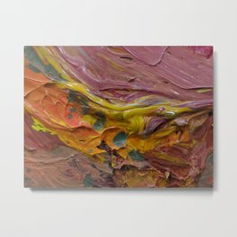 Surfaces.33 Metal Print