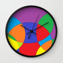 circlies Wall Clock