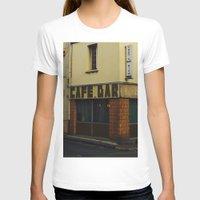 """60s T-shirts featuring Vintage Cafe Bar """"Tout va Bien"""" 60s  by Premium"""