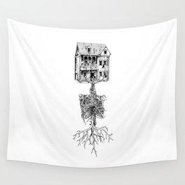 Petite Mort + Deep Breath Wall Tapestry