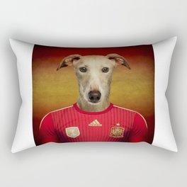 Worldcup 2014 : Spain - Spanish Galgo Rectangular Pillow