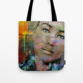 easy like a sunday morning Tote Bag