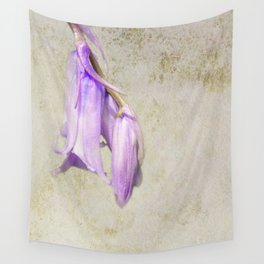 Pale Blue Wall Tapestry