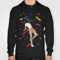 Color Chaos Collection -- The Party Never Ends Hoody