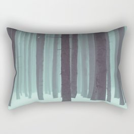 Frozen kingdom Rectangular Pillow