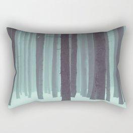 Frozen kingdom Rectangular Pillow