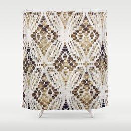 Fabric 1 Shower Curtain