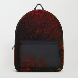 Violent Autumn #2 Backpack