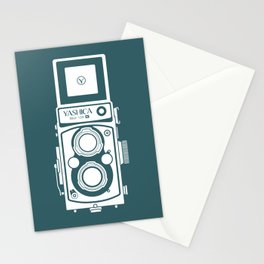 Yashica MAT 124G Camera Stationery Cards