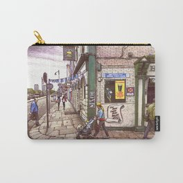 Ireland street Carry-All Pouch