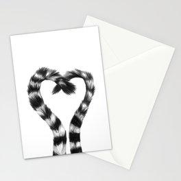Lemur Love  Stationery Cards