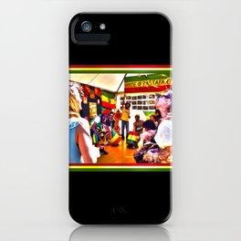 House Of Rastafari / Rototom Sunsplash 2011 iPhone Case