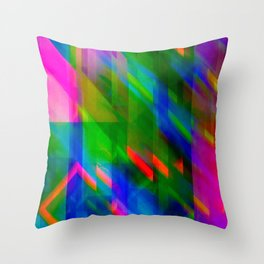 Lorikeet Throw Pillow