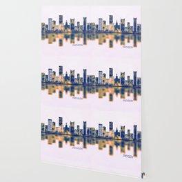 Incheon Skyline Wallpaper