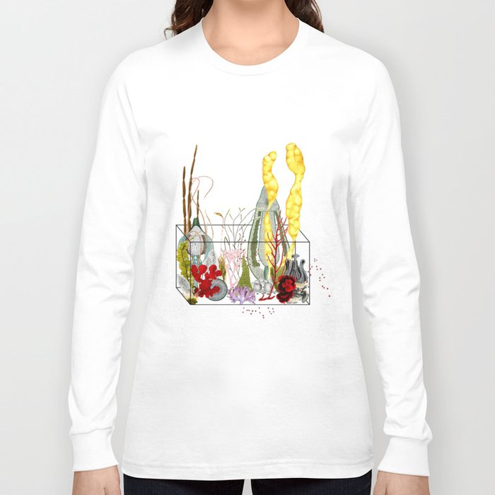 Aquarium Long Sleeve T-shirt