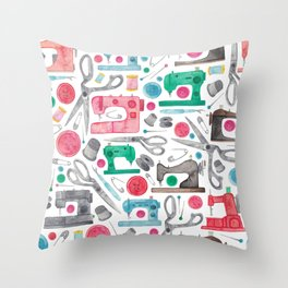 Sewing Pattern. Throw Pillow