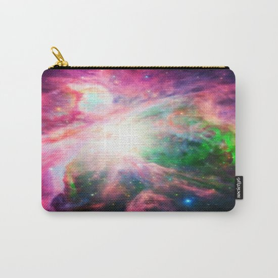 Orion NebuLA Colorful Purple Carry-All Pouch
