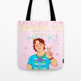 Kawaii Hanson Tote Bag