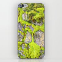 moss iPhone & iPod Skins featuring Moss by Post Haste Art