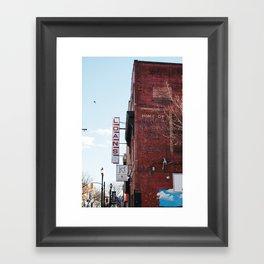 Loans Framed Art Print