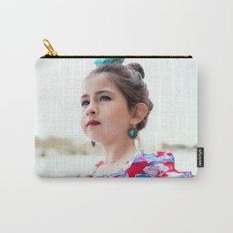 Carlita Sevillana Carry-All Pouch