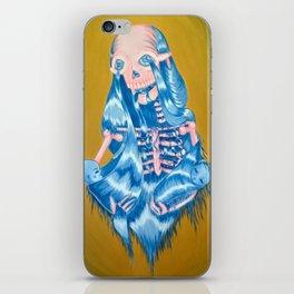 Weeping Woman iPhone Skin