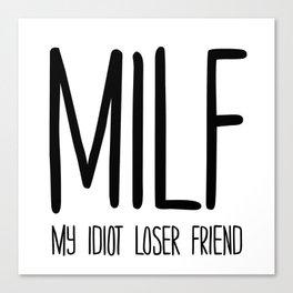 MILF Canvas Print