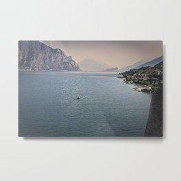 Lake Garda Italy Metal Print