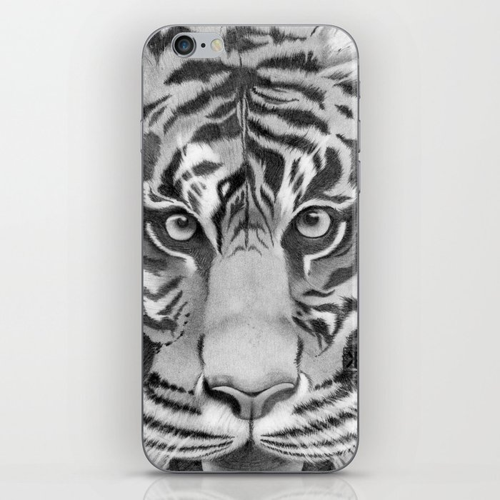 SDCC Tiger iPhone Skin