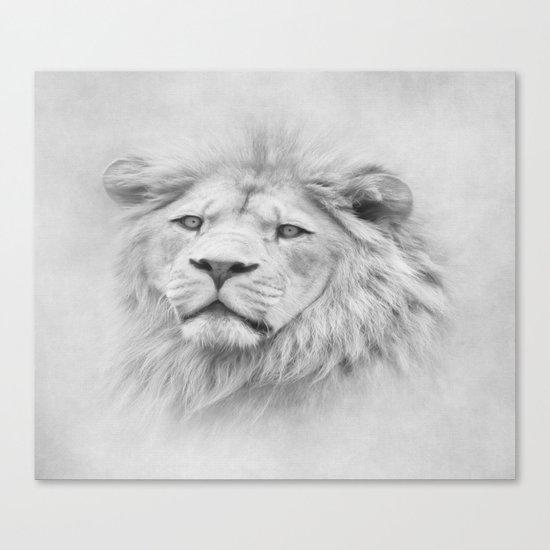 Barbary Lion Canvas Print