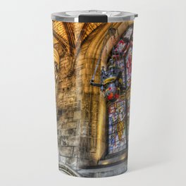 St Giles Cathedral Edinburgh Travel Mug
