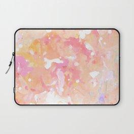 Peach Bubble Gum Laptop Sleeve