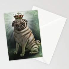 The Queen Stationery Cards